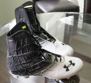 Under Armour Highlight cleats - size 13