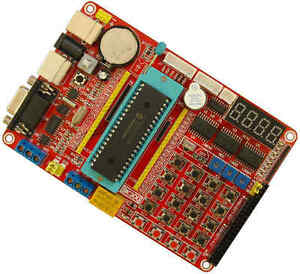 PIC Development Board Microchip PIC16F877A  PIC Learning board