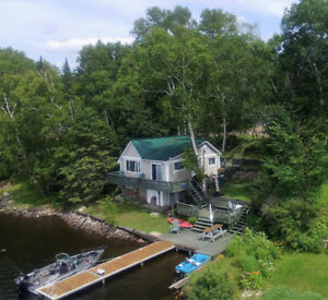 Lake Nosbonsing - Rental Cottage - North Bay