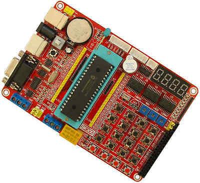 Pic Development Board Pic Learning Board Microchip Pic16f877a