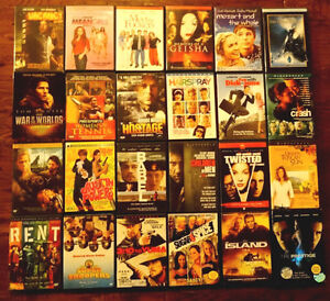 Miscellaneous DVDs for sale
