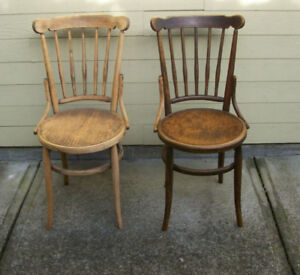 Antique Dining Chairs - Complete, Restoration, Parts
