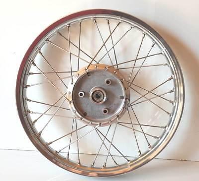 Rad Speichenrad Felge Simson S51 S50 KR51 Schwalbe S70 Edelstahl Alufelge Star