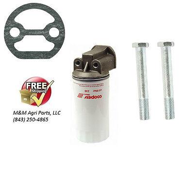 Spin On Oil Filter Kit Massey Ferguson Mf 135 150 165 20 2135 240 30 35 50 65