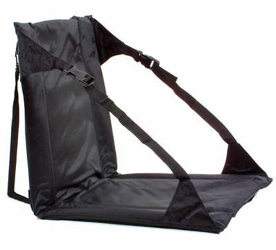Kanadiersitz mit Rückenlehne gepolstert Travelchair Kanusitz