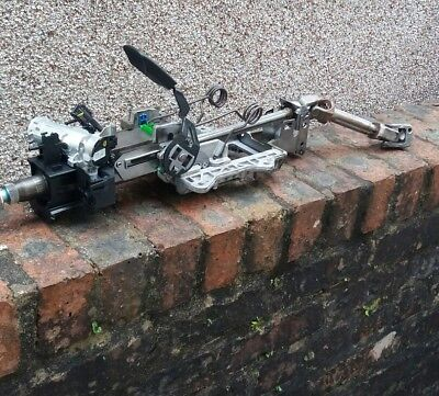Audi A3 8P Steering Column	 adjustable rake and height