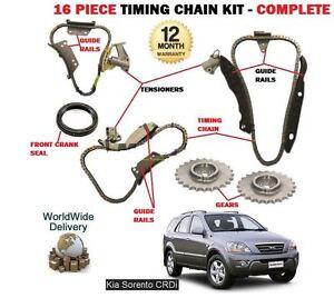 40 sohc timing chain diagram for kia sorento 2 5td crdi d4cb 2003 2010 new timing chain kia sorento timing chain replacement
