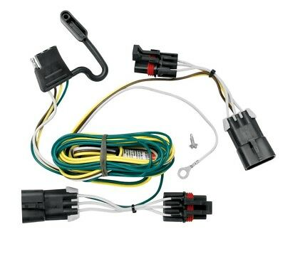 Trailer Wiring Harness Kit For 05-10 Chevy Cobalt & SS 2008 Sport 06-11 HHR