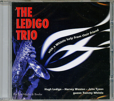 The Ledigo Trio - With A Wittle Help From Their Friends (cd 2006) NEW/SEALED