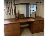 Dressing table stag cantana range
