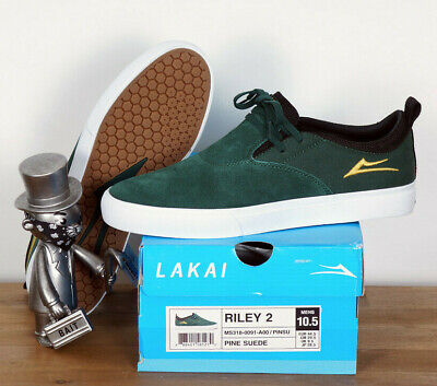 - Lakai Footwear Skate Schuhe Shoes Riley Hawk 2 Pine Suede 12/47