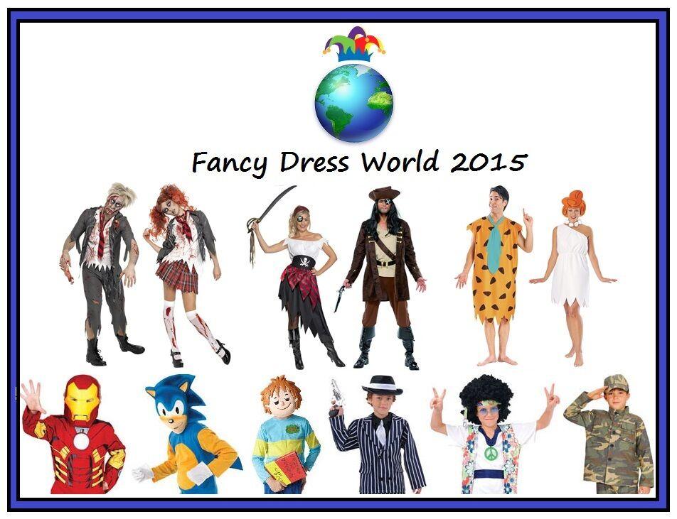 Fancy Dress World 2015