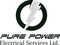 Pure Power electrical services
