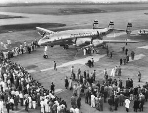 TWA Lockheed Constellation ((8.5