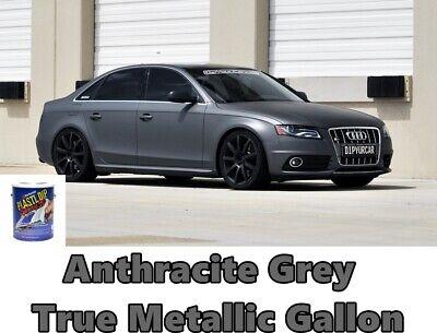 Anthracite Grey Plasti Dip Low Voc Gallon True Metallic California Approved