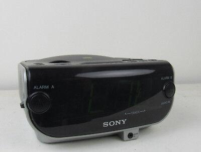 Sony icf-cd814 dream machine Alarm clock / FM radio / CD player with aux