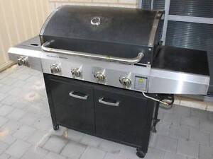 "Barbeque - ""Barbeque Master Model"" with cover Halls Head Mandurah Area Preview"