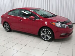 2016 Kia Forte EX SEDAN. LOADED WITH FEATURES ! TEST-DRIVE TODAY