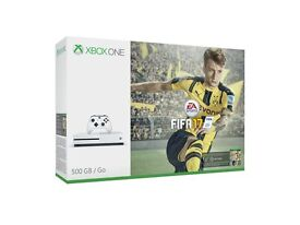 new xbox one with fifa 17