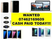 IPHONE WANTED - IPHONE 7 PLUS 6S PLUS IPHONE 6 SE 5S 32GB 128GB 256GB IPAD MACBOOK PRO S6 S7 EDGE