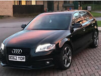 Excellent Audi 2.0L Diesel S line BLACK EDITION