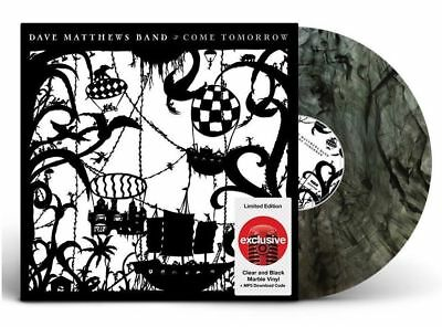 Dave Matthews Band   Come Tomorrow Vinyl Target Black   Clear