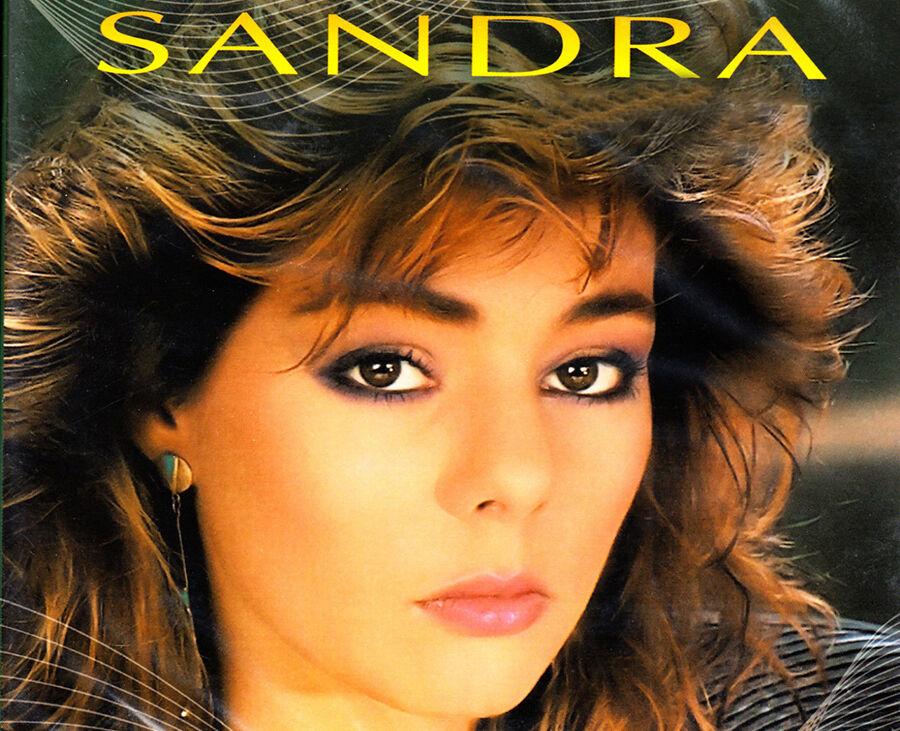Stars der 80er Jahre: Sandra