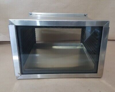 Stainless Steel Vacuum Desiccator Cabinet 9 X 9 X 6.5