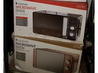 Goodmans 20 Litre Capacity Microwaves