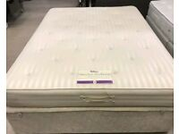 For sale BASE DIVAN DOUBLE BED ...MATTRESS GIVE YOU FOR FREE