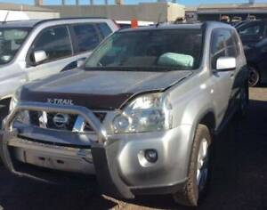 WRECKING NISSAN X-TRAIL 2008 AUTO CVT TRANSMISSION - ALL PARTS Wingfield Port Adelaide Area Preview