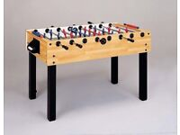 FOOTBALL TABLE - RRP £419 - Garlando G100