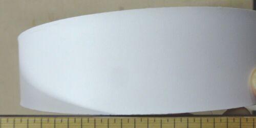 """White melamine edgebanding rolls 1.5"""" x 120"""
