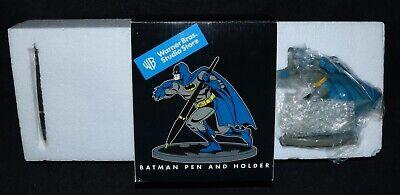 Batman 1999 Warner Bros Exclusive Statue Pen Holder