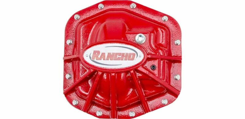 Rancho RS62119 Differential Cover Front Differential Cover