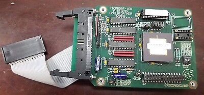 Microchip Technology Pic16c6x5x Emulator Header Interface Card Picprobe-16d