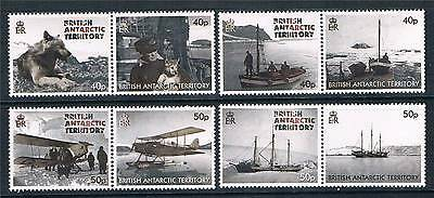 British Antarctic 2012 Graham Land Expedition 8v set MNH
