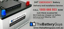 AGM batteries  Perth. Free delivery and installation. Perth CBD Perth City Preview
