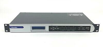 Symetrix SymNet RADIUS 12x8 AEC Open Architecture Dante Digital Signal Processor Digital Signal Processor Architecture