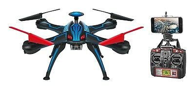 Maliciousness Pro GPS Streaming 2.4GHz 4.5CH HD Camera Drone RC QuadCopter BRAND NEW