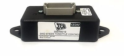 Oem Jcb 332x6018 Skid Steer Throttle Control