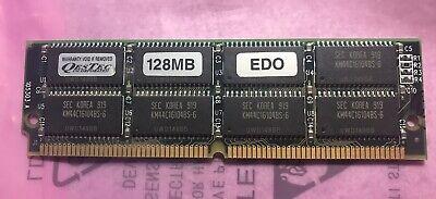 Qestec 128MB 72 Pin EDO Memory 60ns SIMM