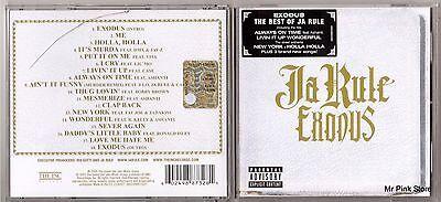 JA RULE - Exodus The best Of ( CD - 2005