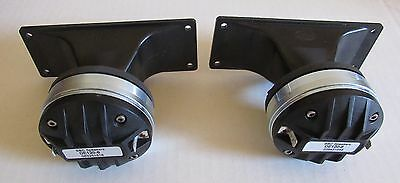 Replacement Tweeter for Klipsch K-77 EV T35 PAIR With B&C DE120 Drivers NEW!