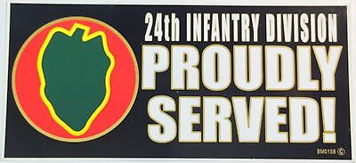 24th Infantry Division Proudly Served! - 3