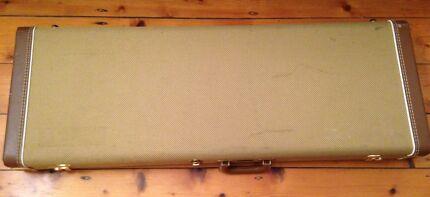 Fender Tweed Case suit Strat or Tele
