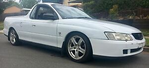 Holden commodore vy ute 2003 v6 auto Crestmead Logan Area Preview