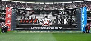 Essendon vs Collingwood Anzac day ticket AFL RESERVE LEVEL 1 M21 Melbourne CBD Melbourne City Preview