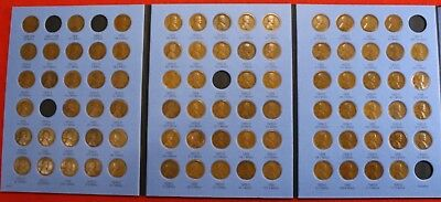 5,000 ASSORTED LINCOLN WHEAT CENTS FROM HOARD 12 BAGS AVAILABLE ID#FF75