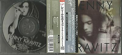 Lenny Kravitz Stand By My Woman 3 Rare Live Trx   Unreleased Japan Cd Usa Seller